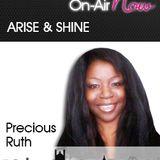 Precious Ruth Arise & Shine 150714