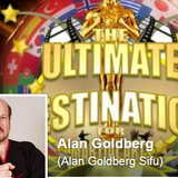 UP CLOSE AND PERSONAL WITH Alan Goldberg FOR THE GATHERING OF GRANDMASTERS TOURNAMENT