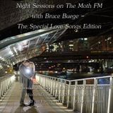 Night Sessions On The Moth FM - May 15, 2018 - The Love Songs Edition