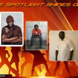 THE SPOTLIGHT SHINES ON THREE  - 20th Feb 2015