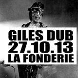 DJ set @ LA FONDERIE ( 27-10-13)