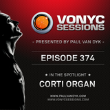 Paul van Dyk's VONYC Sessions 374 - Corti Organ