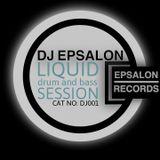 DJ001 DJ Epsalon - Liquid Drum and Bass VOL.1