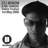 LTJ Bukem – DETONATE BBC Radio 1 XTRA x Progression Sessions Live 2005