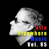 Life Elsewhere Music Vol 95 - A Conversation With David J