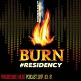 BURN RESIDENCY 2017 DJ.BAXXTER