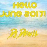 Dj DewiL - Hello June! (2017)