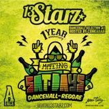 Dancehall Selection #1 Hosted by Conkarah Face A