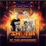 Wake & Baked -  SHDA  1st Year Anniversary Promo
