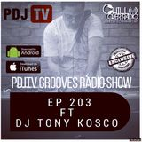 DJ Tony Kosco Radio Show Episode 203
