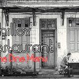 Chillex Restaurant Fine Dine Menu 1 2016