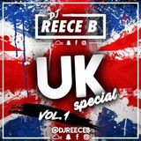 DJReeceB Presents - UK Special Vol.1 │ R&B/Hip-Hop/Rap │ FOLLOW ME ON INSTAGRAM: @DJReeceB
