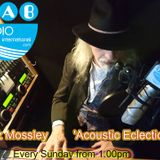 Acoustic Eclectic Radio Show 3rd September 2017