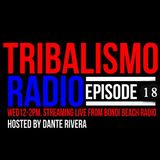 Tribalismo Radio-Episode 18  27/5/15. Live from Bondi Beach Radio