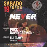 Puck @ Never Dance Club (Alcala de Henares, 19-01-19)