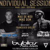 MAX DE NISI - BYBLOS MILANO DJ SET