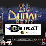 DJ KENNYMIXX - One Africa Fest Mix Vibez Dubai 2018 PT 2