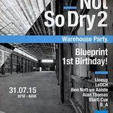 Blueprint 1st Birthday Warehouse Party