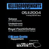 Undeetronic Live @ Kellergroovenights 2004 (Part 1)