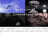Paranormal Investigations #8: The Rise of Big Foot