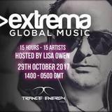 Orla Feeney Extrema Global Music Event