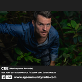 SGCR Radio Show #69 - 06.06.2018 Episode ft. CEE (Monkeytown Records)