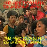 The Get Down 70s Soul Funk Disco Breakbeat Mix - DJ J'Adore Jean