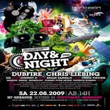 Daniel Benavente @ Day & Night Festival - Rocker 33 Stuttgart - 22.08.2009