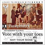 LeaveToRemain/VoteFunkyParty X