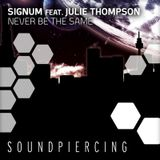 Signum Feat Julie Thompson - Never Be The Same (Extended Mix)