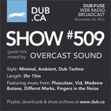 DUB:fuse Show #509 (November 30, 2013)