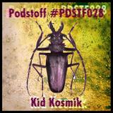 Lockstoff B Podcast #PDSTF028 | Kid Kosmik