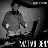 Matias Genaro @ Creamfields Radio CEH 2014