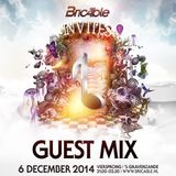 Guest mix BricAble Invites by Chris Rox