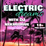 Electric Dreams - Retrowave Mix 6/8/17