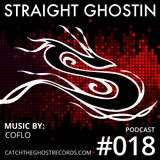 SGP018 Mix by Coflo| Straight Ghostin' Podcast - Deep House Mix