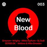 Nikko Culture — New Blood 003 (BananaStreet)