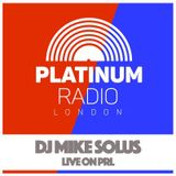 Mike Solus presents Soulful Sundayz 2nd Birthday show @ PRLlive.com / 25.6.17