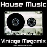 House Music Vintage Megamix
