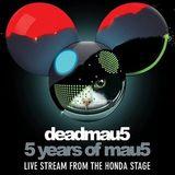 Deadmau5 - 5 years of mau5, Honda Stage, Knockdown Center, New York, USA 2014-11-11