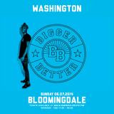 BIGGER BETTER MIXTAPE #2 by WASHINGTON 2014