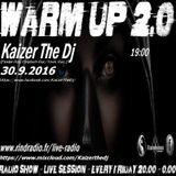 Rind Radio Warm Up 2.0 Kaizer The Dj 30.9.2016 Free Download