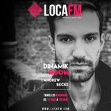 PODCAST 035 DINAMIK ROOM @LOCAFMIBIZA SPECIAL GUEST ANDREW BESK