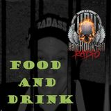 Hard Rock Hell Radio - Badass Martin's Rockout Radio Show - Food and Drink Show !