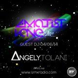 Amatist Vane Live #101 - b2b Angely Tolani