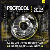 Thomas Gold b2b Deniz Koyu live @ Protocol Recordings (ADE 2015) – 14.10.2015