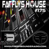 FatFlys House Podcast #175.  In The Mix With FatFly