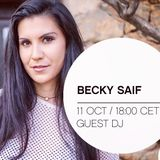 Becky Saif / Ibiza Sonica Radio Guest Mix / 11th October 2016 / Liquid Drum & Bass