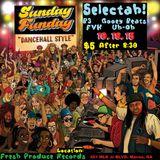 Sunday Funday Dancehall Radio show