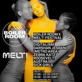 Modeselektor @ Boiler Room Berlin X MELT! Festival - 19.07.2013